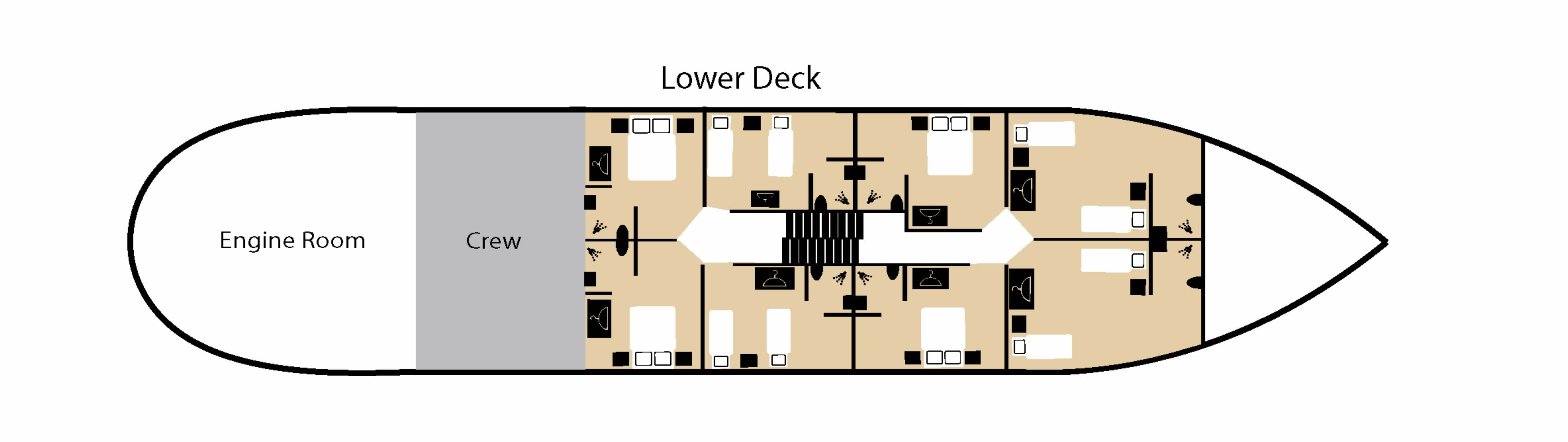 Lower Deck