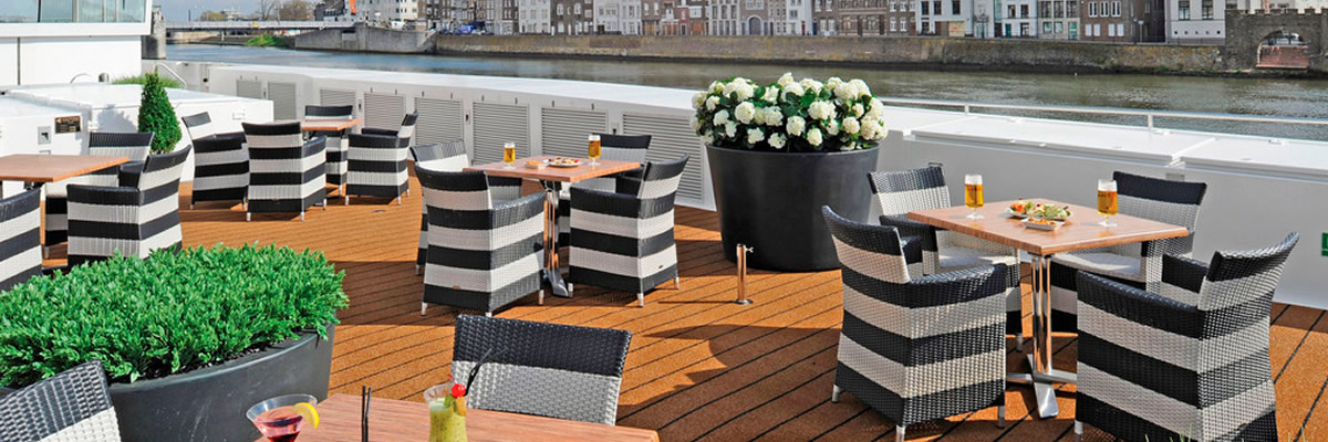Scenic Jewel, Sun Deck