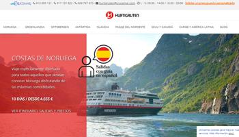 hurtigruten.crucemar.com