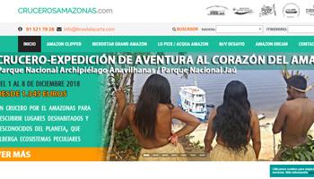 crucerosamazonas.com