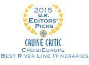 Cruise Critic 2015