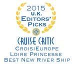 Cruise Critic, Loire Princesse 2015