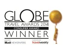 Globe travel Awards 2014, favourite River Cruise Line