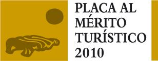Placa merito turistico Catai