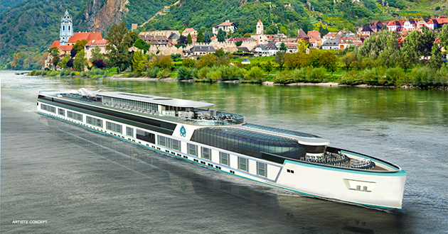 Crystal Mozart River Cruises